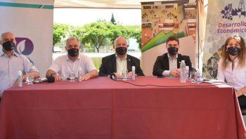 Rivadavia presentó una nueva Edición de la FAI
