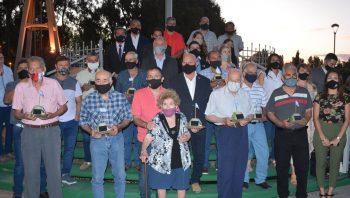 El HCD homenajeó a la Familia Rural
