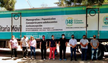 El Programa Provincial de Salud Reproductiva estuvo en Rivadavia