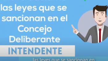 Las Escuelas en el Concejo, un video educativo para grandes y chicos
