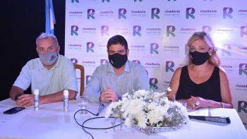 Rivadavia presentó el 35º Festival Nacional Rivadavia Canta al País