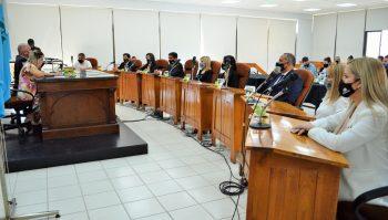 En Sesión Preparatoria se votaron las nuevas autoridades del HCD