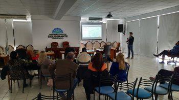 El Ejecutivo presentó al HCD el Parque Industrial Rivadavia