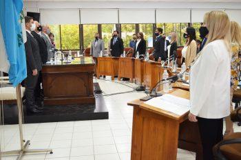 Se realizó la Apertura de Sesiones Ordinarias del Concejo Deliberante