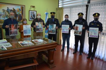 El HCD junto a la Policía de Mendoza continúa con la campaña de prevención de estafas en adultos mayores