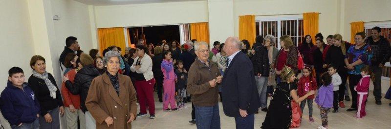 Salón Barrio Rivadavia