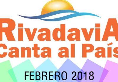 Rivadavia Canta Al País 2018