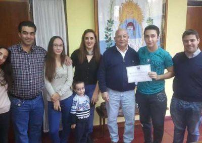 Alumno rivadaviense es el mejor promedio de Mendoza