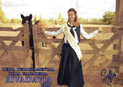 Rivadavia estará presente en la Fiesta de la Ganadería