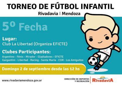 5º fecha Torneo infantil_web