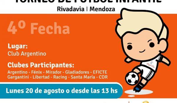 Cuarta fecha torneo municipal