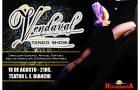 Flyers Vendaval Tango Show Rivadavia