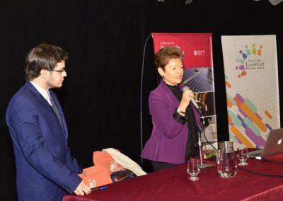 Rivadavia capacitó sobre Justicia con perspectiva de género