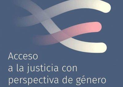 Capacitación sobre justicia con perspectiva de género