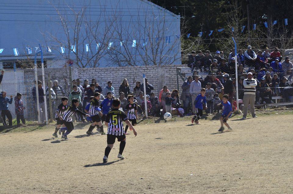 Cuarta fecha fútbol infantil