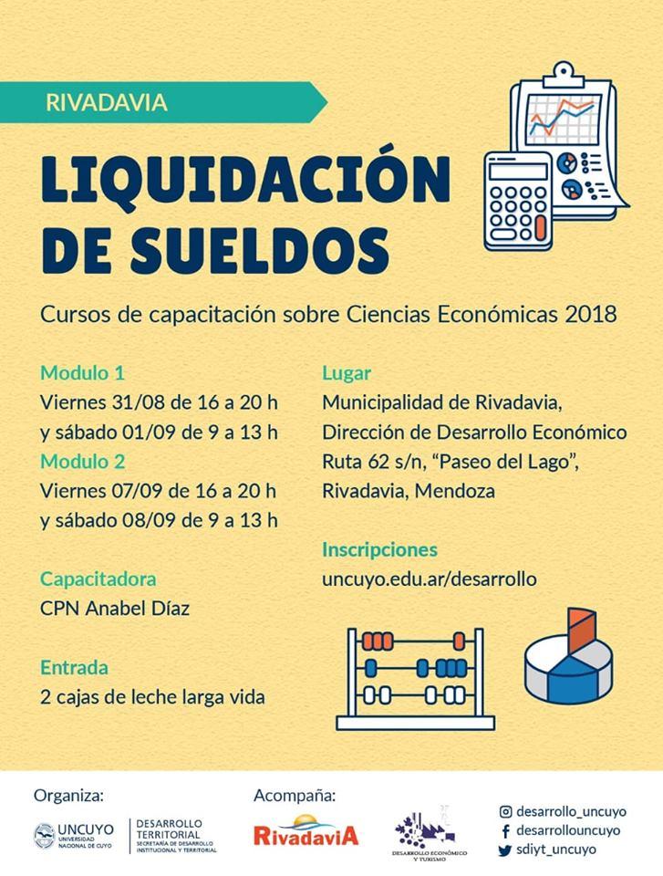 liquidacion de sueldos