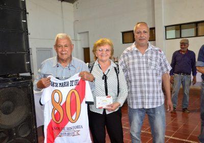 80 años del Club Santa María de Oro