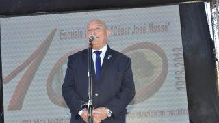 """Centenario Escuela """"César José Mussé"""""""