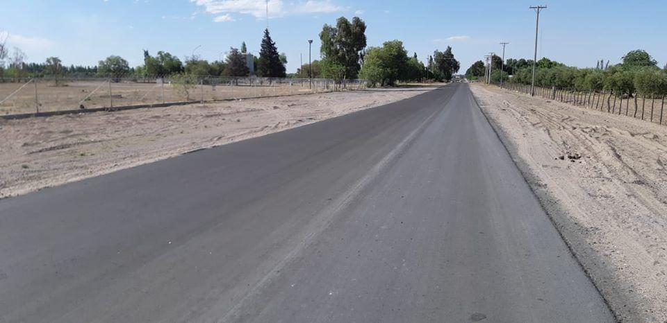 reencarpetado calle galigniana