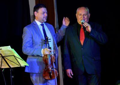 Se realizó un espectáculo de Tango y Música Clásica
