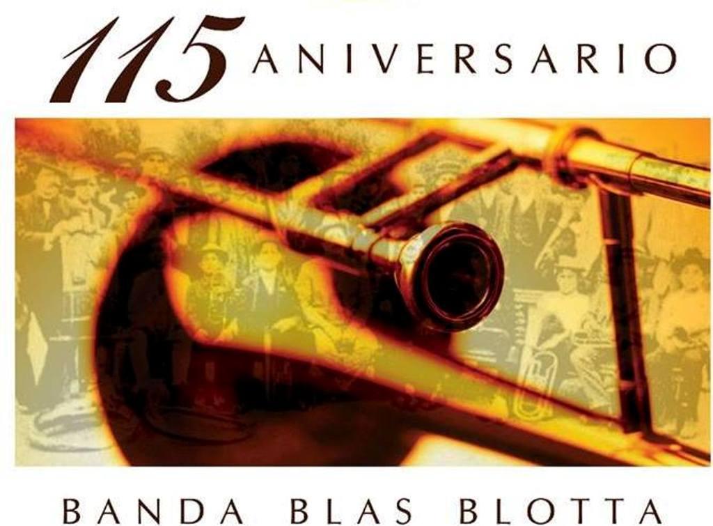 115 aniversario banda