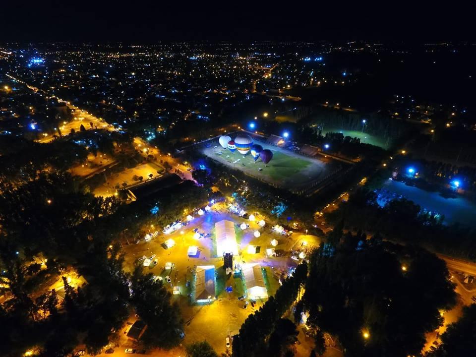 Pimera noche de FAI 2018