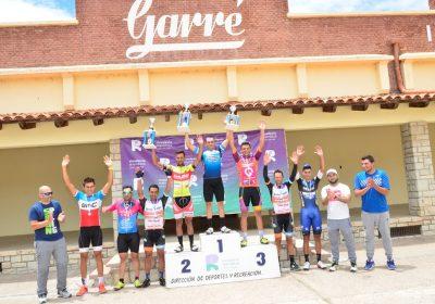Ciclismo en Rivadavia