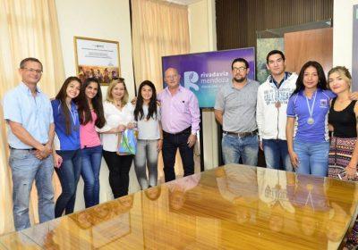 Escuela Tecnica Santa Maria de Oro1