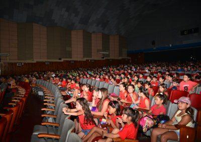 Cine para los chicos de la Escuela de Verano